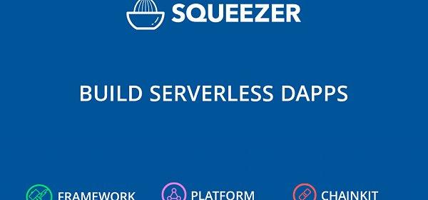 [Susan泛谈区块链]可扩容Dapp开发平台Squeezer.io