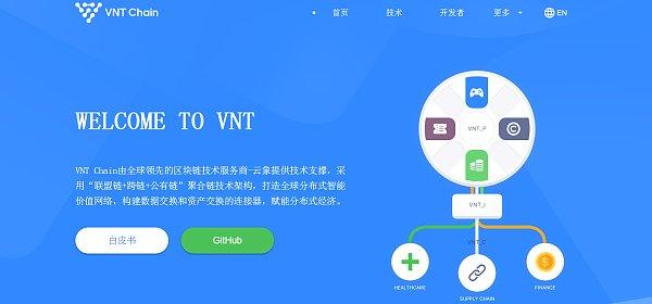 VNT Chain:聚合形态的分布式智能价值网络