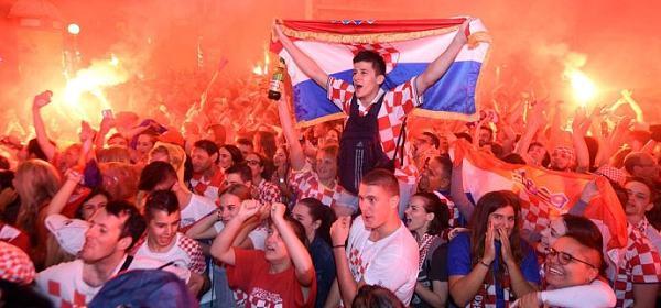克罗地亚击败英格兰,逆转命运才是世界杯主题!币民坚持!