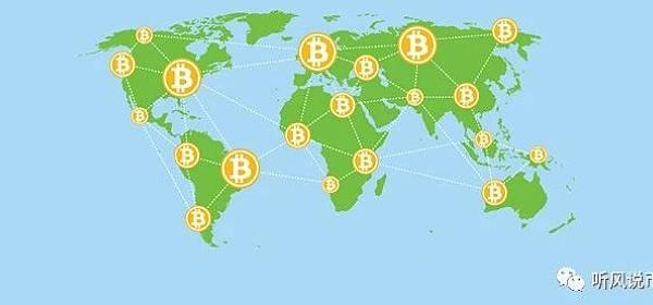 世界各国区块链监管的现状,都在这里了